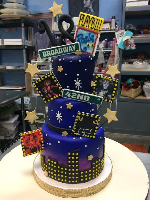 281 best Birthday Cakes images on Pinterest