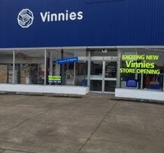 Vinnies Moorabbin store is a delightful addition to the op shopping community opened Sept 2017 Find more on www.ilovetoopshop.com.au