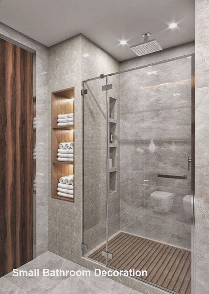 15 Decor And Design Ideas For Small Bathrooms 1 In 2020 Small Bathroom Makeover Full Bathroom Remodel Rustic Modern Bathroom