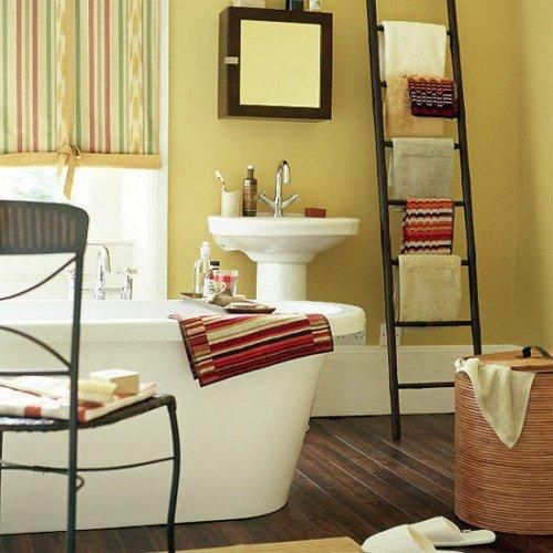 Original ideas bathroom storage