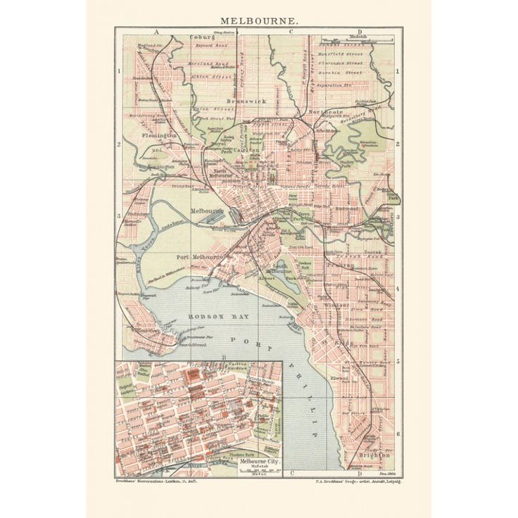 Old City Print of Melbourne, ca 1902.  #map, #antiquemap, #vintagemap, #oldmap #historicalmap, #mapreproduction #mapreproductions #oldmaps, #vintagemaps, #antiquemaps, #historicalmaps #handmadepaper #maps, #melbourne, #mapdecor, #traveldecor #walldecor, #mapgifts
