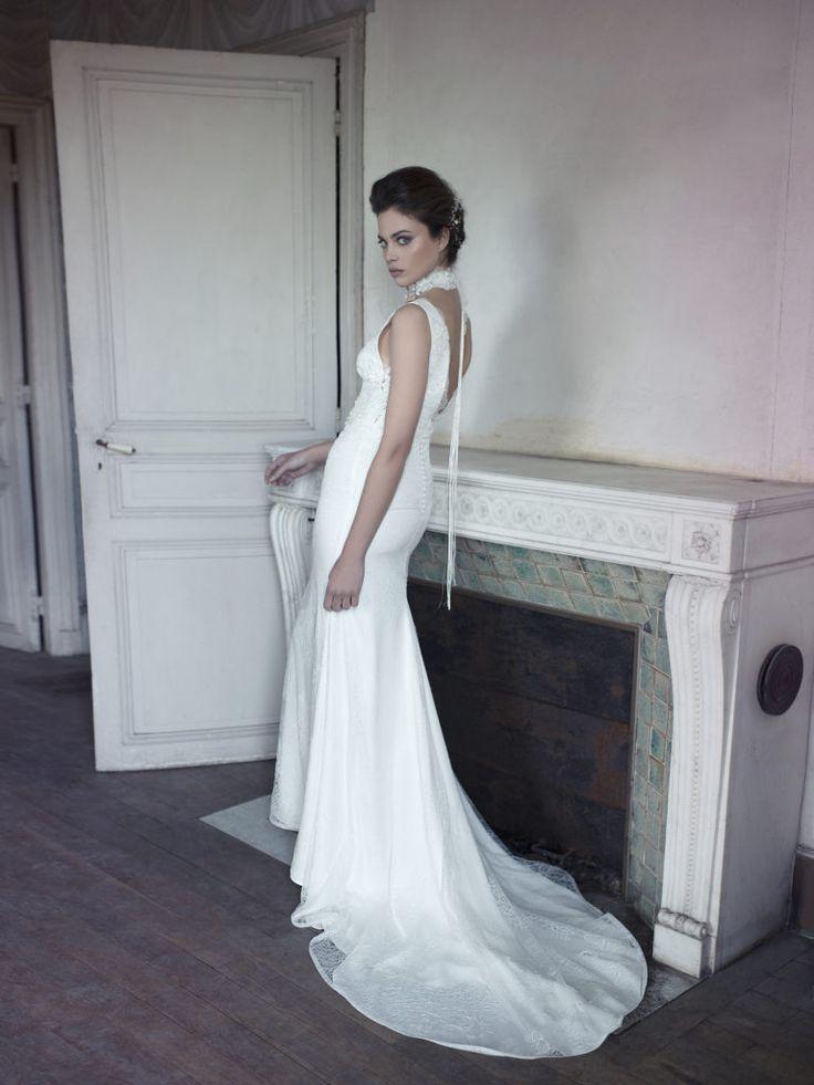 Robe Cyan - Cymbeline - Robes de mariée - Collection 2018