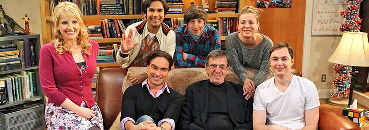 The Big Bang Theory | Filho de Leonard Nimoy fará uma participação especial na série | Omelete