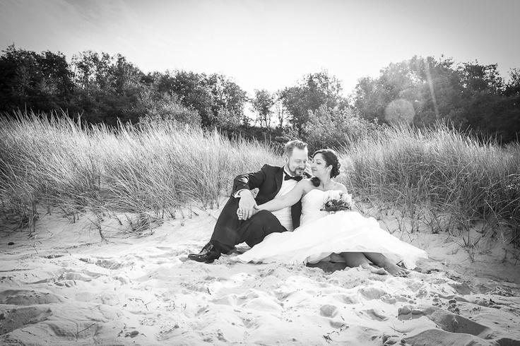 Wedding at Baltic See