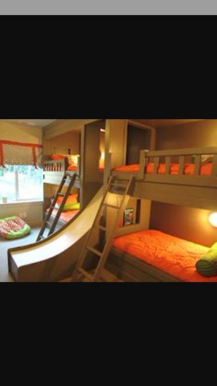 Meine Kinder, Traum Schlafzimmer, Kinderschlafzimmer, Kinderzimmer,  Traumzimmer, Coole Betten Für Kinder, Kinder Etagenbetten, Für Kinder,  Betten