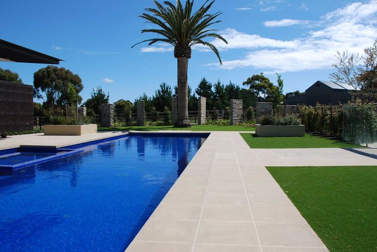 35 best paving contractor images on pinterest paving for Pool designs victoria