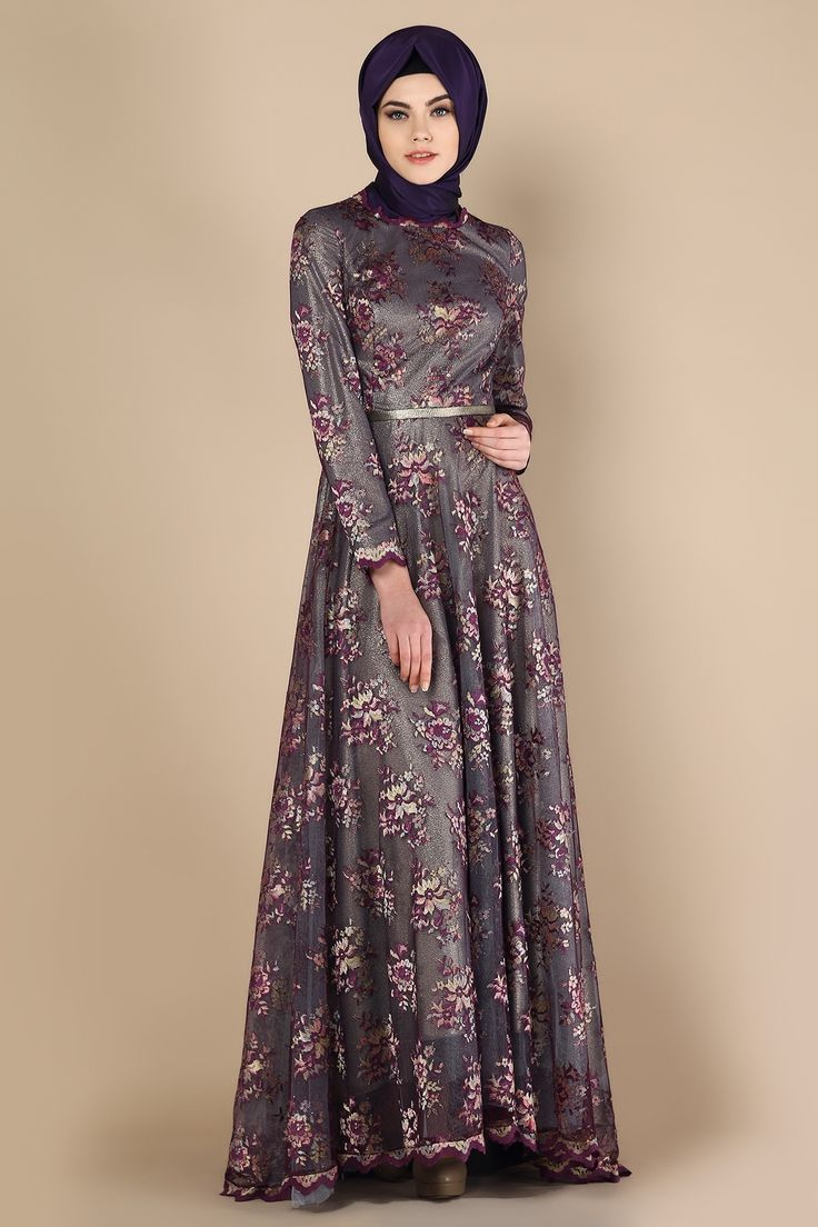 Chamay Spring Summer 2015 - Gown - Turkish Hijab Style