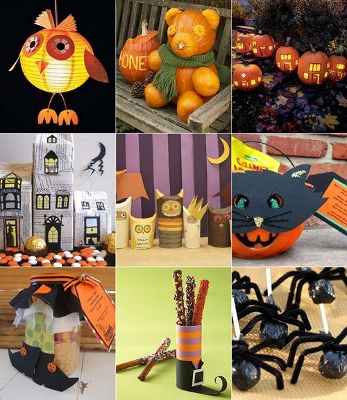 17 best images about ideas para fiestas on pinterest - Ideas fiesta halloween ...
