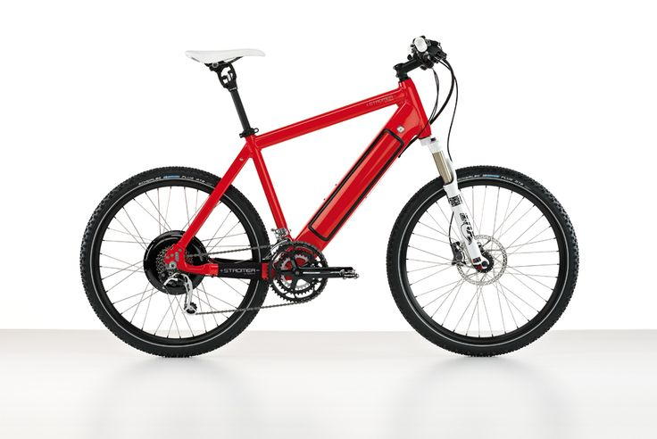 thoemus makes such beautiful products! US market is loving the Stromer #ebikes