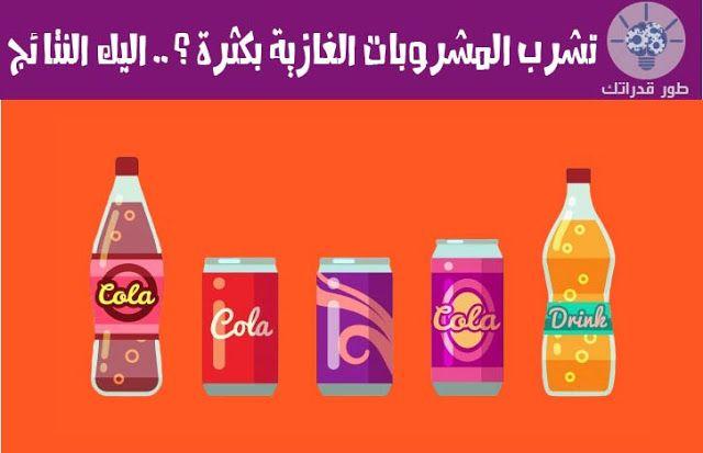 تظهر الدراسات الحديث ان تناول المشروبات الغازية بكثرة وخاصة من يتناولها بشكل يومي تسبب العديد من المشاكل الصحية التي بدورها قد Soft Drinks Cola Drinks Drinks