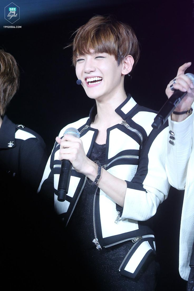 Exo Baekhyun Eye Smile | www.imgkid.com - The Image Kid ...