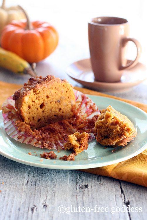 gluten free dairy free pumpkin muffins | gluten free | Pinterest ...