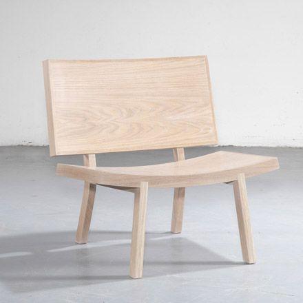 Sorri lounge chair - Gonçalo Campos Studio