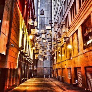 Angel Place Sydney - Australia
