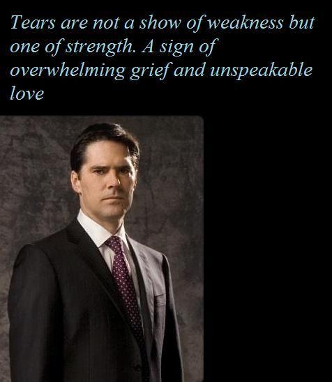 criminal minds quotes | Criminal Minds Quote 5 by edwardbella408