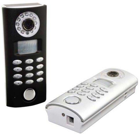 Motion Sensor Alarm - DVR Security System