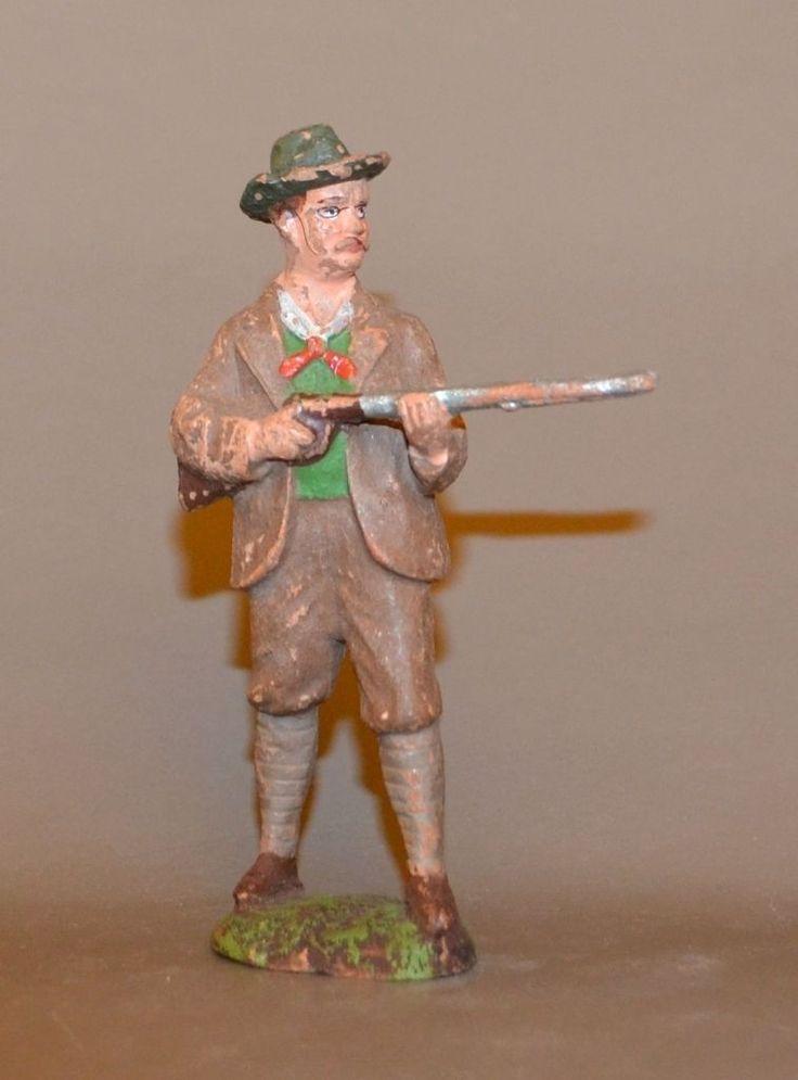 Pfeiffer 11cm: Teddy Roosevelt auf der Jagd | eBay