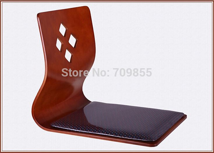 Find More Wood Chairs Information about (4pcs/lot)  Cheap Japanese Furniture Kotatsu Living Room Floor Zaisu Cherry Finish Floor Legless Tatami Seat Chairs Wholesales,High Quality floor chair,China chair mat for wood floor Suppliers, Cheap chair floor from Jiangshan Fuji-Kotatsu products Co,ltd on Aliexpress.com