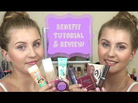 Hey everyone I hope you liked this video and that it was some form of help to anyone interested in getting their own Benefit products. I would recommend orde...