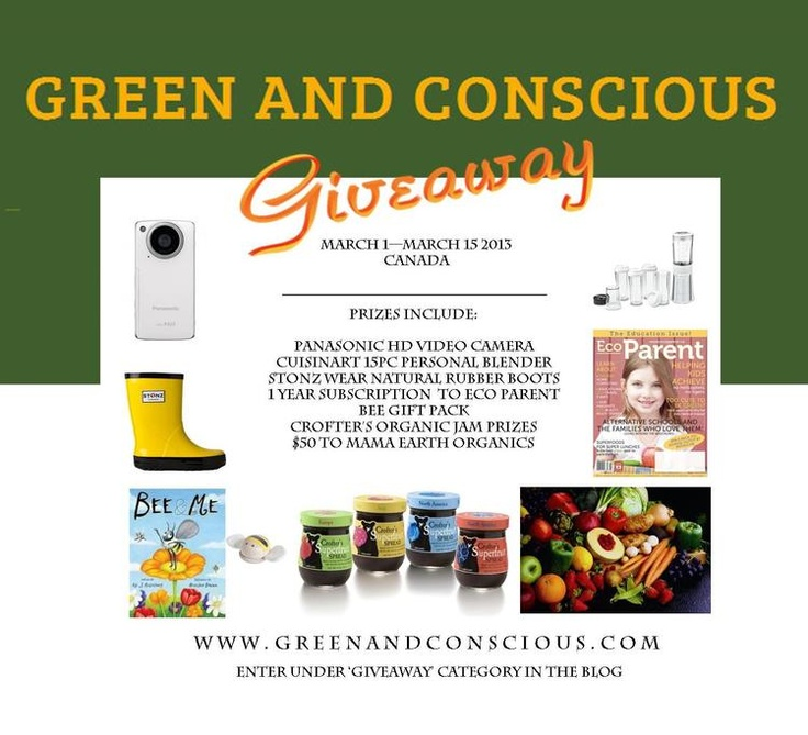 green and conscious