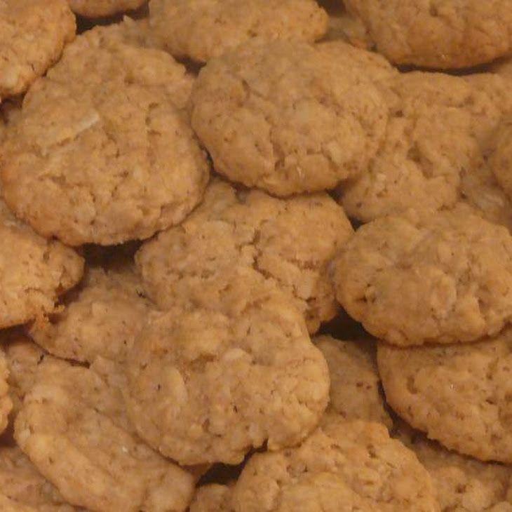 Crispy Coconut-Oatmeal Cookies | DESSERTS | Pinterest