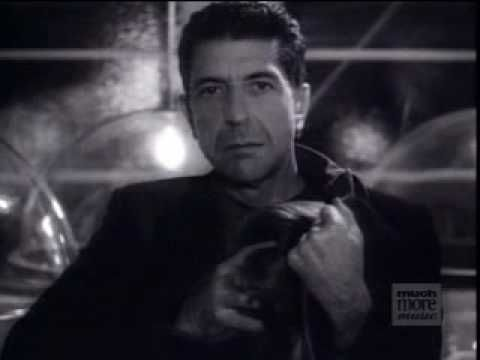 Leonard Cohen - Dance Me To The End of Love, 1984