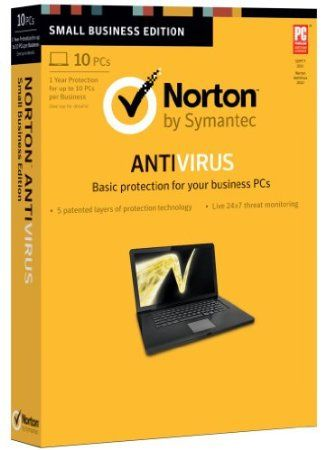Norton AntiVirus uses our five patented layers of protection to quickly and accurately detect and eliminate viruses and spyware, so you can go online and freely share, knowing you're protected.   Price: $112.00