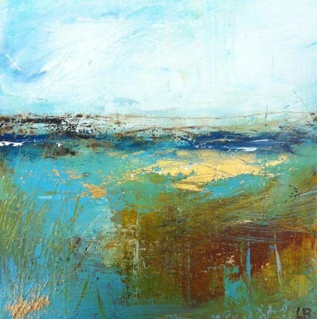 Original Painting Kylescu, Scotland