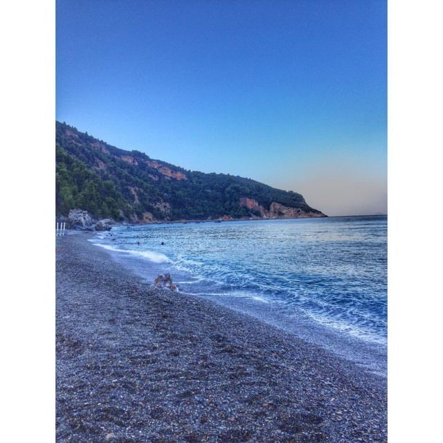 Stafilos beach, Skopelos, Greece