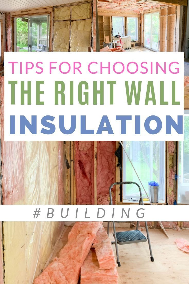 Choosing The Right Home And Wall Insulation Diy Passion Diy Insulation Wall Insulation Diy Spray Foam Insulation Cost