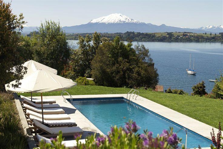 Piscina Hotel Patagonico