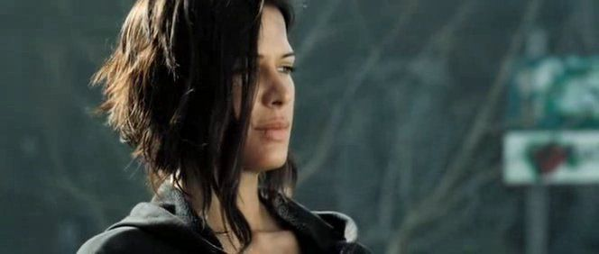 After watching Doomsday, I think I might cut my hair.... Rhona Mitra
