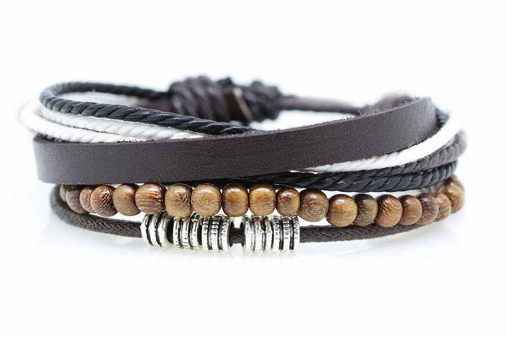 combo pack bracelets homme, Bijoux homme, Bijoux 4 Men Label