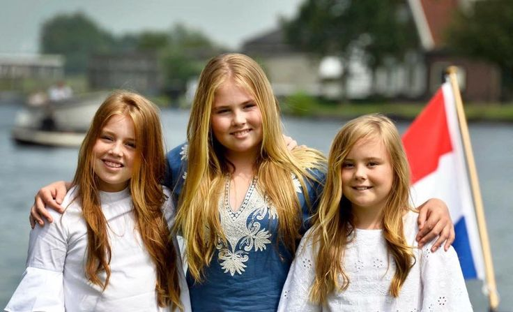 Dutch Royal family in summer new photo section [7-7-2017]