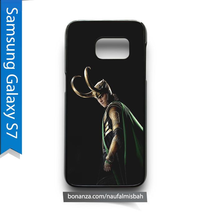 Loki The Loki Avenger Samsung Galaxy S7 Case Cover - Cases, Covers & Skins