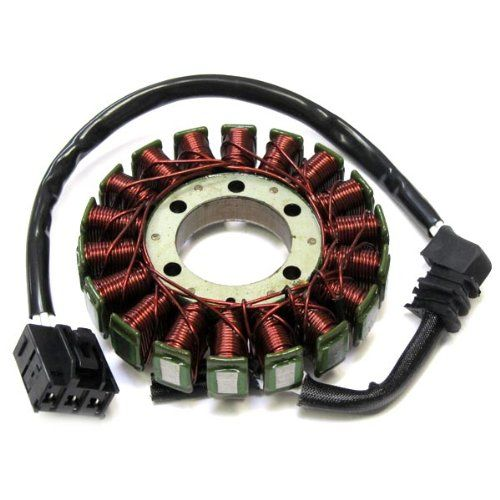 Caltric Stator Fits Yamaha R6 YZF-R6 YZFR6 2006 2007 2008 2009 2010-2012 Generator Magneto:   Used on: Stator Yamaha R6 YZF-R6 YZFR6 2006 2007 2008 2009 2010-2012 Generator Magneto