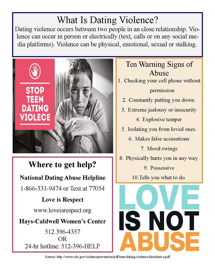 where to get help for dating violence