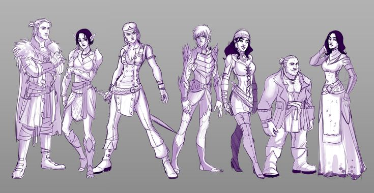 Dragon age line up by MPdigitalART.deviantart.com: Age Stuff, Bioware Stuff, Dragon Age 2, Mpdigitalart Deviantart Com, Video Games, Bioware Dragon, Game Art, Age Arts, Games General
