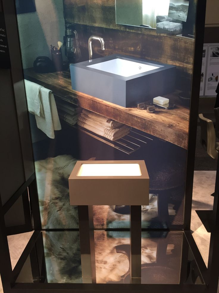 our renewed and expanded collection of corian sinks have been on display in our booth - Corian Arbeitsplatten Lowes