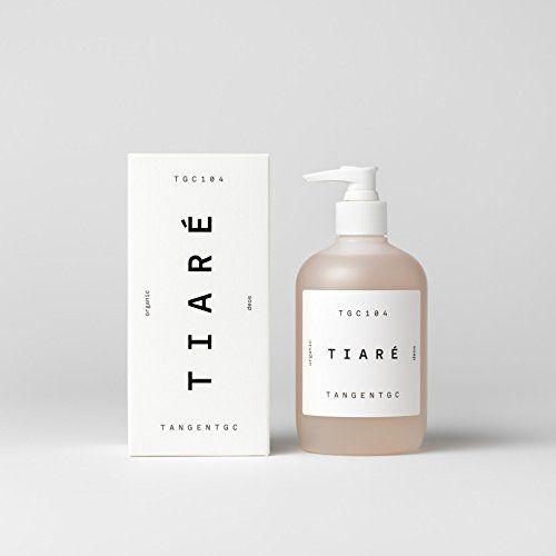 Tangent GC organic Tiare soap