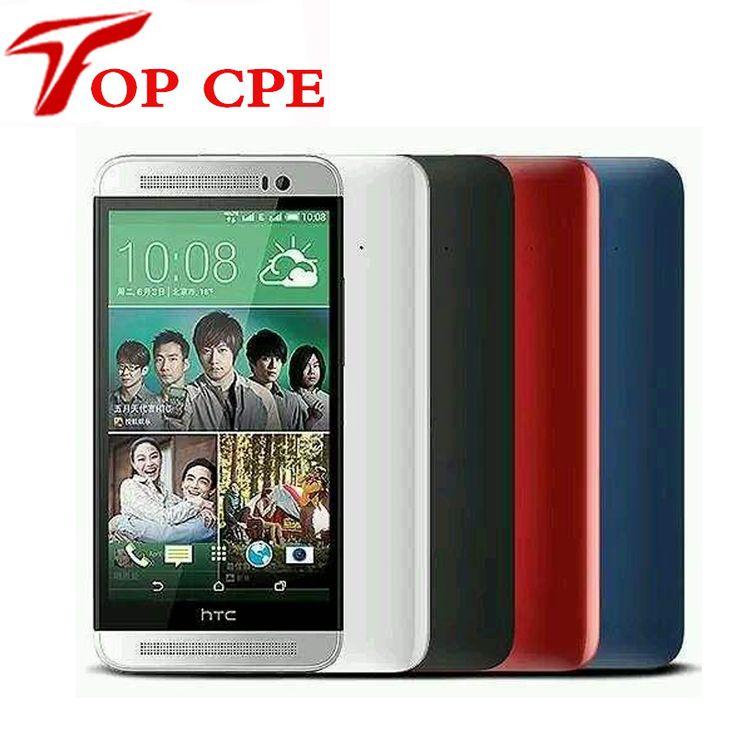 "Original HTC One E8 Moble Phone Single sim Quad-core RAM 2GB ROM 16GB 5.0"" Screen WIFI GPS 13MP Camera Refurbished cell phone"