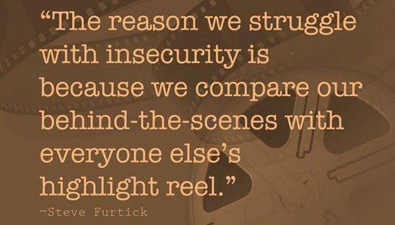 Thought-Provoking Quotes | Life Is A Movie Highlight Reel Picture Quote