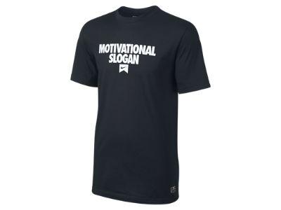 "Nike ""Motivational Slogan"" Men's T-Shirt"
