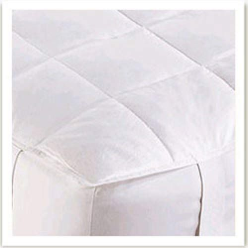how to clean down mattress topper
