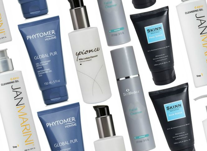 Best Facial Cleansers For Men 4
