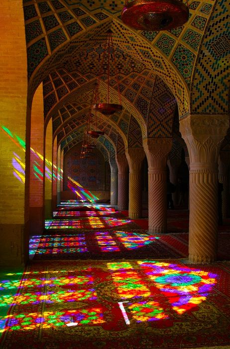 Cashmere Silk Scarf - Light in Sagrada Familia by VIDA VIDA OPjXUj