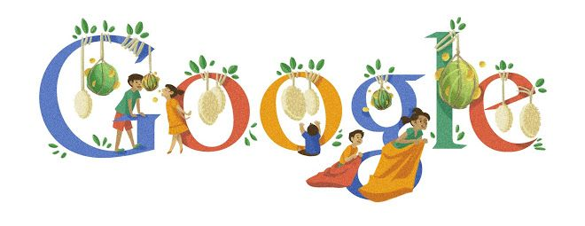 Google Indonesia Independence Day 2012