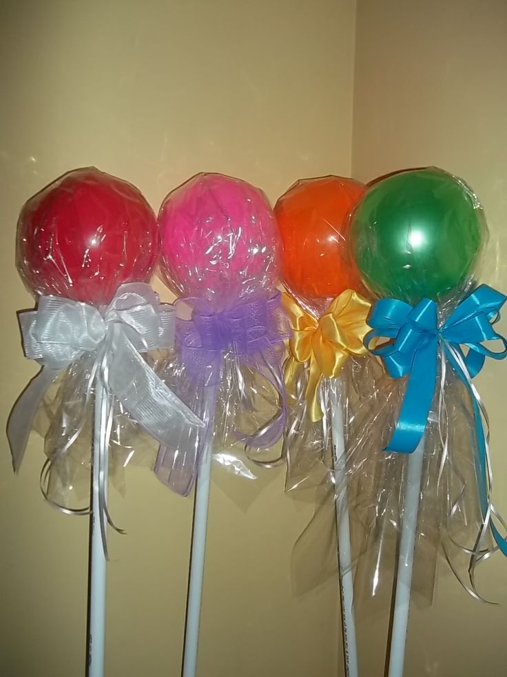 Lollipops Dum Dums Small Balls From Walmart Pvc Pipe