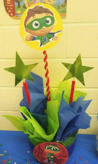 My Super Why 1st Birthday Party                                                                                                                                                      More