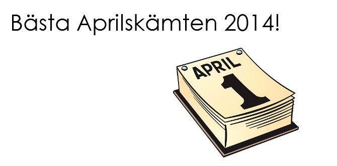 Bästa Aprilskämten 2014! - Google, Polisen och Hundbajs #aprilskämt #aprilfools #fool #april #april #förstaapril #1april #kul #humor #skämt #roligt #google #pokemon #Obsid  http://www.obsid.se/livsstil/basta-aprilskamten-2014-google-polisen-och-hundbajs/